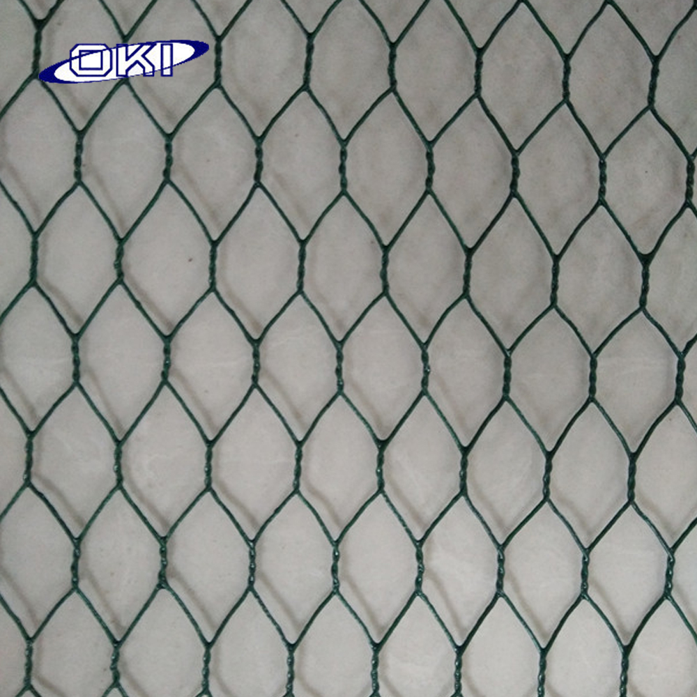 High Quality PVC Coated Hexagonal Wire Mesh for Chicken