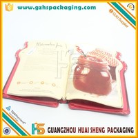 Paper Printing Service, Small Magazine, Book , Booklet, China printing supplier