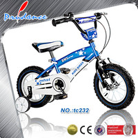 "12""-16"" new design bmx children bike with high quality plastic basket for boys"