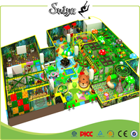 Xiaofeixia CE Large Multifunction Area Kids Indoor Play Games Indoor Playground For Playground Equipment