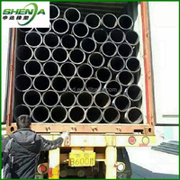ISO 4427 Dn20mm-1200mm PE 100 HDPE pipe FOR WATER/GAS SUPPLY