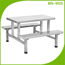 Wholesale stainless steel food court chairs tables BN-W25