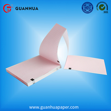 Factory wholesale ecg graph recording paper for hospital