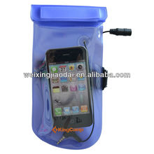 Waterproof Beach Bag Outdoor Packing Mobile Phone With Walkie Talkie