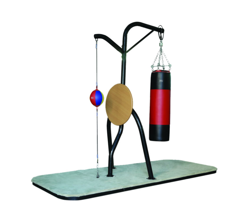Taekwondo training equipment multi station gym 2401A3