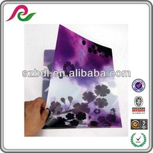 2014 Alibaba trust pass A4 size handmade file decoration