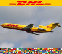dhl courier tracking service from China to Germany