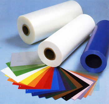hot sale phthalate free inflatable rolling shinning pvc sheet material