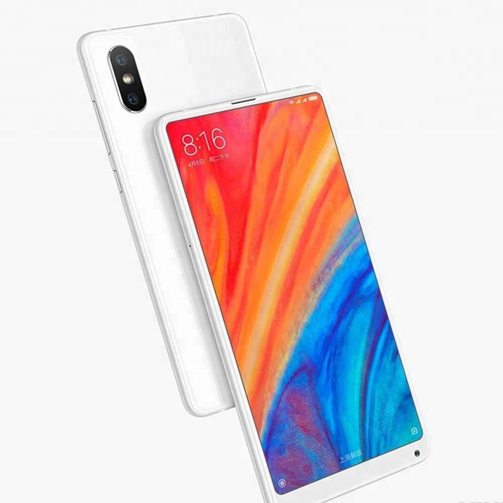 2018 Xiaomi Mix 2S ROM 64GB 128GB brand smart cell phone