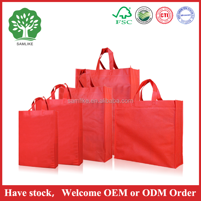 2016 Cheap Cheaper,Cheapest price in non woven bags CUSTOM FANCY GIFT nonwoven BAG LUXURY GIFT BAG WITH chinese style