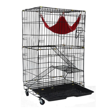 Cheap cat cages enclosures / cat show cages sale MHC003