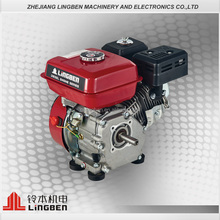 Lingben China mini gasoline engine gx200 6.5hp with CE
