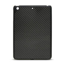 Hight Quality Carbon Fiber Skin PC Cell phone Case for iPad mini3, Carbon Fiber Case