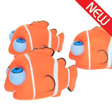 2014 Eco-friendly eye pop squeeze toy series direct factory NEMO