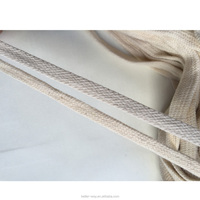 Factory 100%cotton braided band for clothes