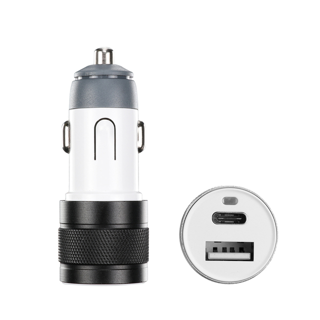 Wholesale Hot Sale 1 Port USB Type C Car Charger for IPAD xiao mi