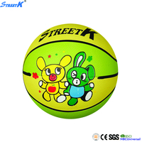 STREETK new rubber ball kids rubber toy ball