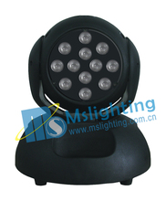 12*18W RGBWAUV 6IN1 Multi-Color LED Moving Head Light LED Stage Light,LED Moving Head Wash