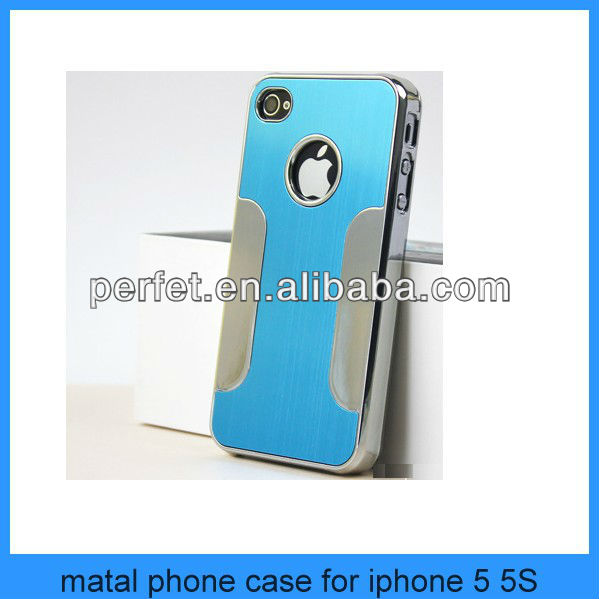 Best For iPhone 5 Metal Phone Case, Aluminum Phone Case For iphone 5
