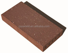 Light weight split tiles series chocolate brown wall tiles