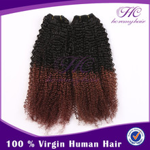 China Factor Hot Sale Cambodian Remy Color Kinky Straight Hair