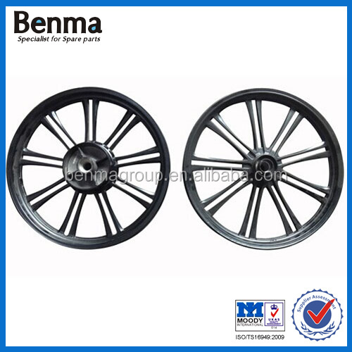 Various model of motorcycle aluminum wheel 2.15x16