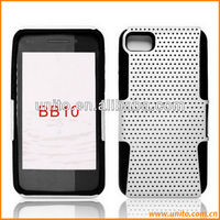2in1 Silicone+PC Hard Case For BlackBerry Z10