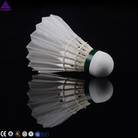 Lenwave brand duck feather cork badminton international tournament badminton