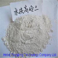 Powder Type water washed kaolin china clay for pesticide grade