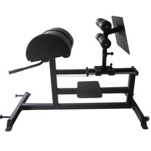 Gym Fitness GHD / Roman Chair Glute Ham Developer