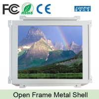 10.4 inch open frame LCD monitor for kiosk
