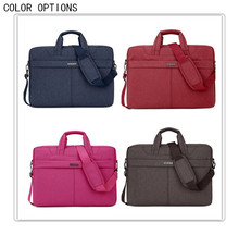 "Notebook Tote Business Bag 14"" Waterproof Designer Laptop Case"