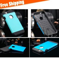 Hybrid Armor ShockProof Protective Hard Mobile Phone Case Cover,for iPhone 6 4.7 tough armor case