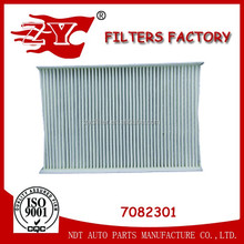 High quality Auto Car Air cabin filter 7082301 / Auto filter for FIAT