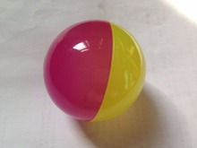 P009 Promotional Custom colorful solid crystal PU Stress Ball
