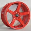 New style colorful Beadlock 4x4 SUVs alloy wheels for off-road vehicle