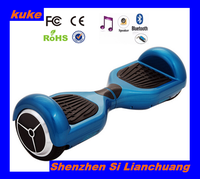 6.5/8 inch safe 2 wheel smart electric standing scooter Cross-country vehicle scooter motor, Electric chariot with bluetooth