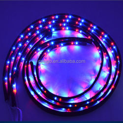 High brightness 12v 24v continuous led strip
