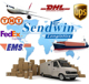Gold Express DHL UPS Fedex TNT Air Freight Shipping Rates from China to Kosovo