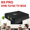Original kii pro dvb s2 t2 bahrain google android tv box