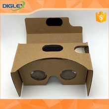 DIY Google Cardboard 3D Virtual Reality VR Headset with NFC Tag for 4-5.5 inch Smarphones