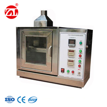 Car Interior Material Flame Retardant Test Chamber