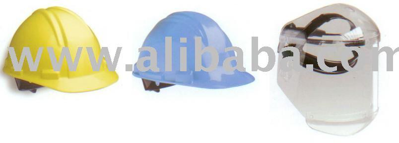 Safety Helmet & Face Shield