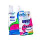 detergent powder for clothes washing machine washing powder 750gx20pc/plain woven pp bag
