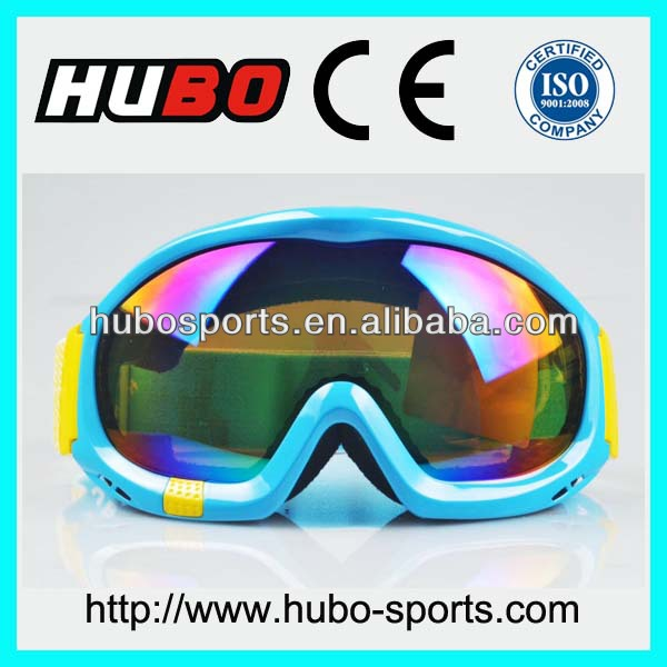 2014 factory best ski goggles new products fashion skiing eyewear