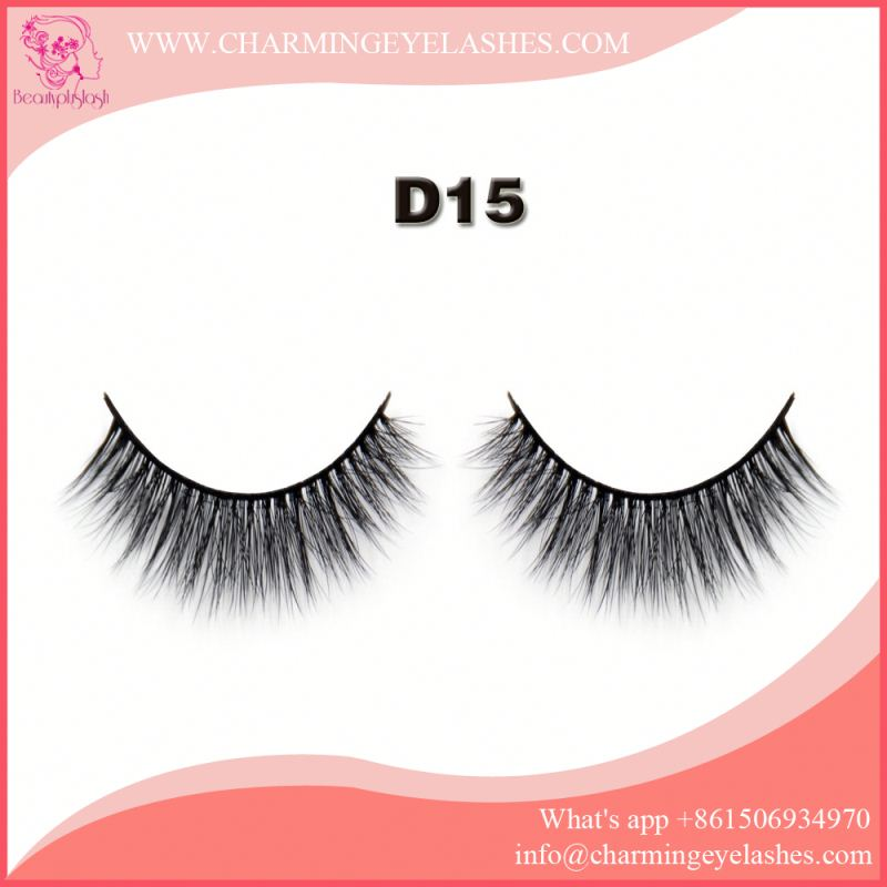 private label packaging box custom packaging 3d synthetic eyelashes