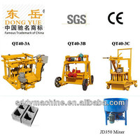Movabel sandstone hollow block machine price alibaba profitable projects