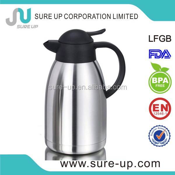 Wide mouth customizable logo stainless steel 1/2 gal water jug thermos jug(JSUB)