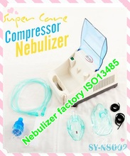 Hospital pneumology department necessary apparatus piston nebulizer better therapy effect than ultrasonic nebulizer