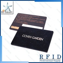 Custom new elements plastic PVC Virtual Credit Card